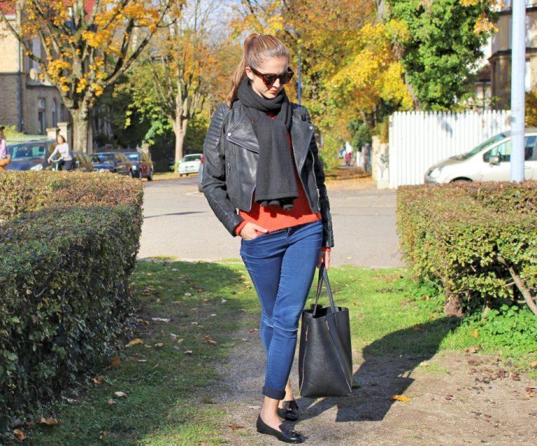ich beschreibe die Geschichte der Loafers sowie mein aktuelles Outfit