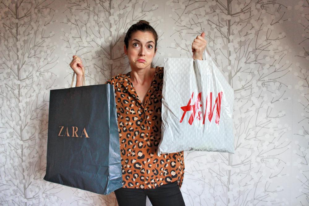 Billig Mode Fair Fashion Fairtrade just a few things