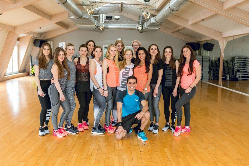 Fitnesstag,Engelhornsport, Fernanda, Brandao, Puma, Ginga, Fitness, Blog