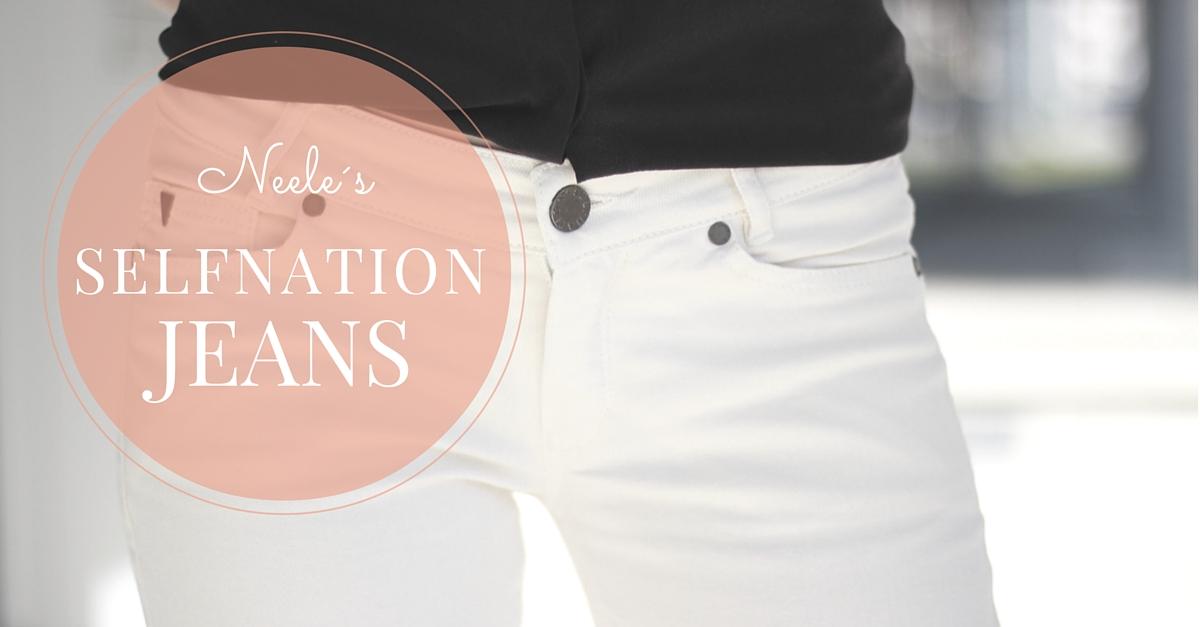 Maßangefertigte Jeans von Selfnation.
