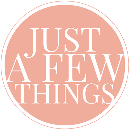 Just a few things – Beauty- und Modeblog aus Freiburg
