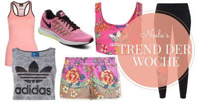 Die besten Outfits für euer Fitnesstraining von Adidas, Puma, DEHA und Nike
