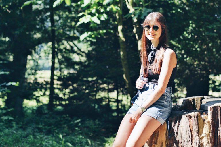 Die 10 besten Wandertipps findet ihr heute auf meinem Modeblog