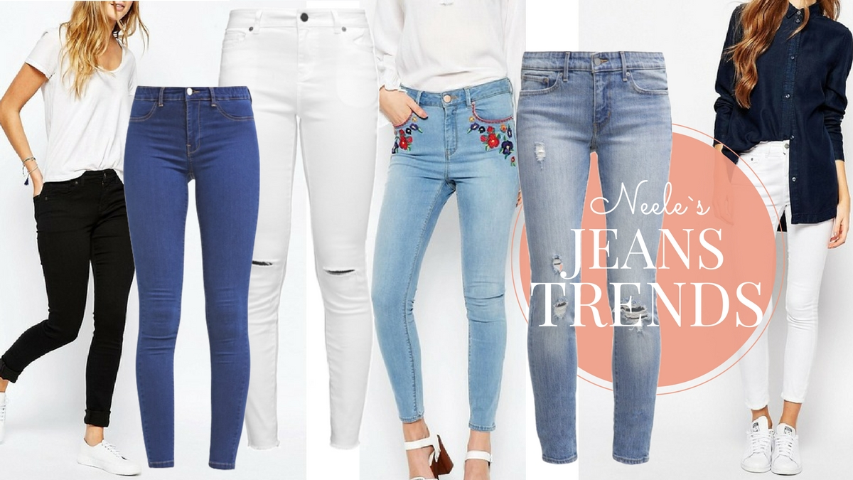 30304e7f4d11 Jeanstrends Teil I - Die Skinny Jeans - Just a few things | Der ...