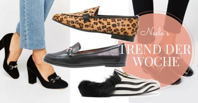 Die schönsten Look Alikes der Gucci Jordan Loafer heute auf meinem Modeblog