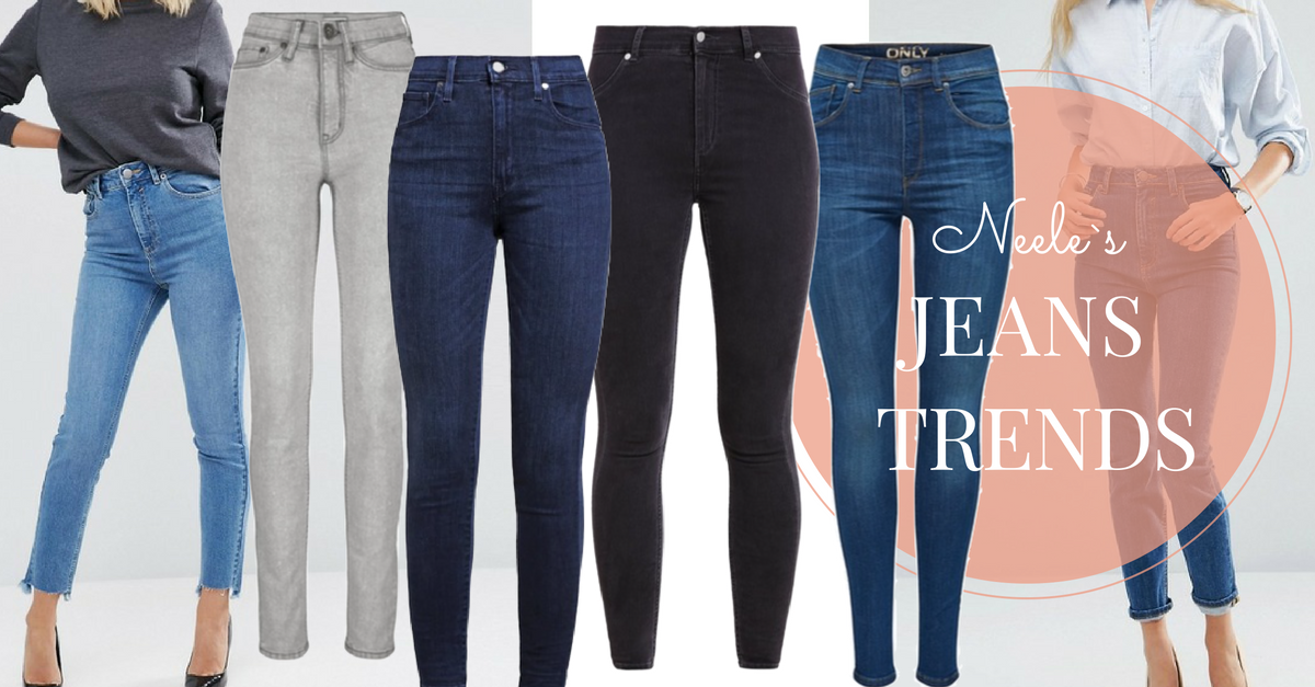 Jeans Trends Teil III Die High Waist Jeans Just a few