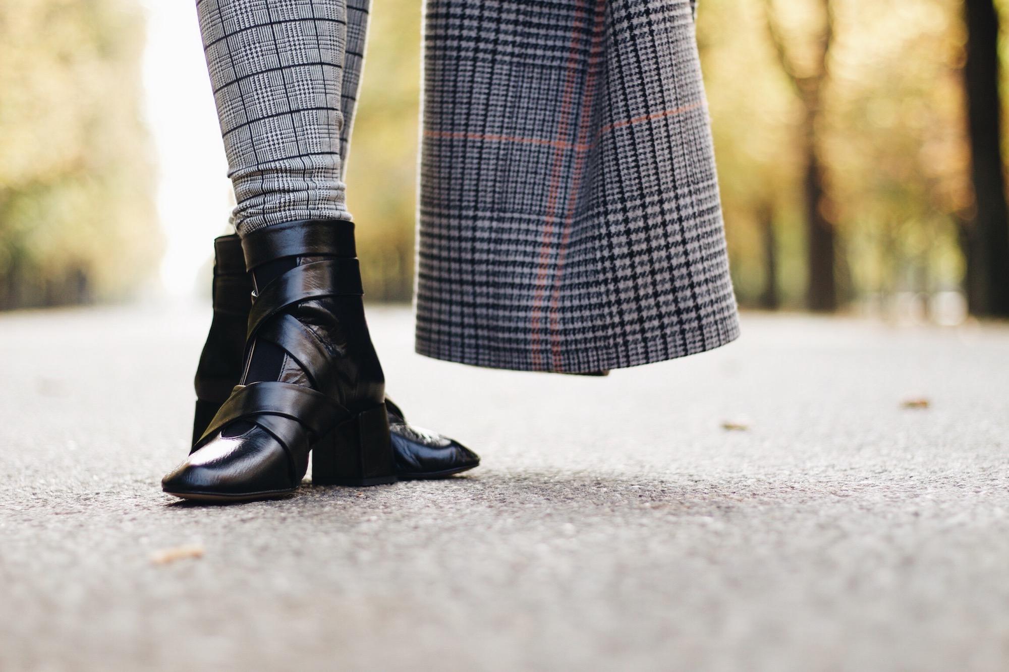 Karomuster im Fashionpost auf meinem Modeblog