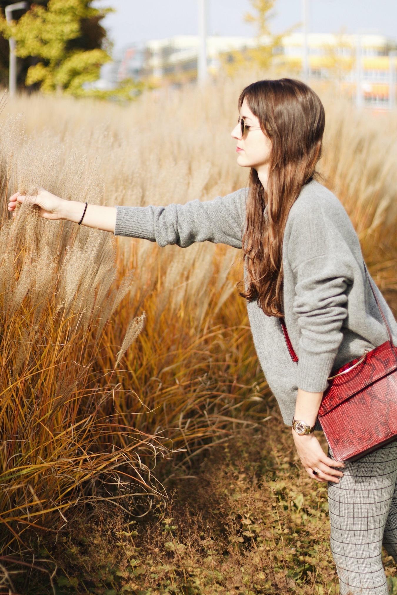 Modetrend Karomuster heute auf meinem Modeblog
