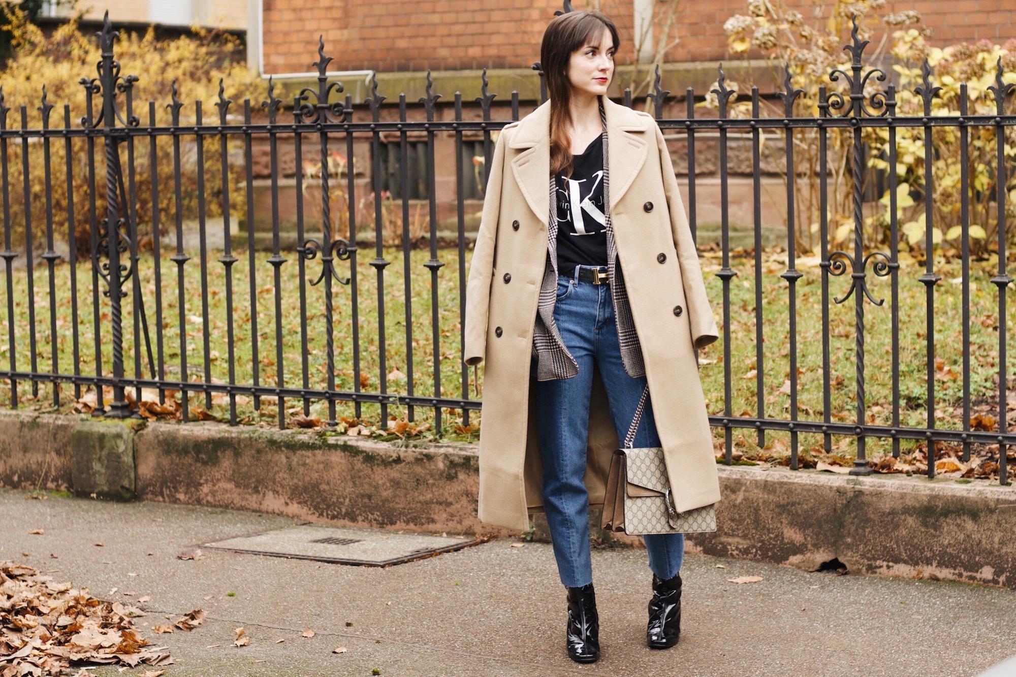 Genial Stiefeletten Kombinieren Referenz Von Wintermantel Von Edited Auf Meinem Modedesign Kombiniert