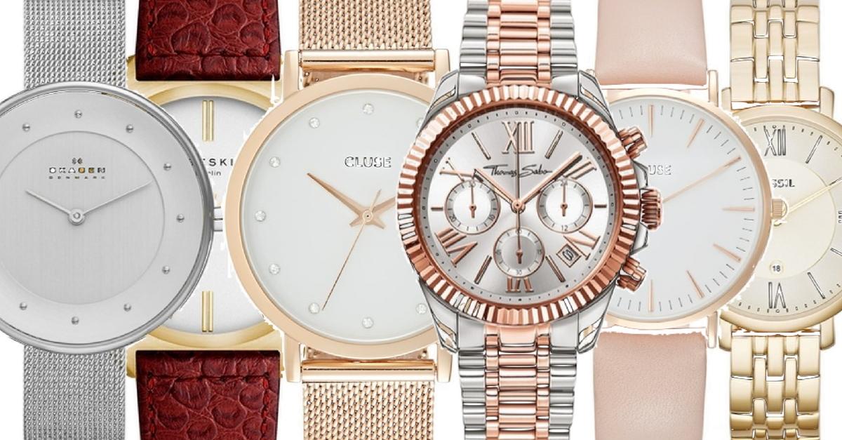 Damen Uhren die schönsten Armbanduhren