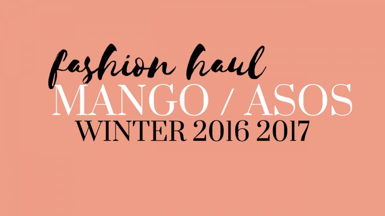 Modeblog Fashion Haul mit Mango und Asos