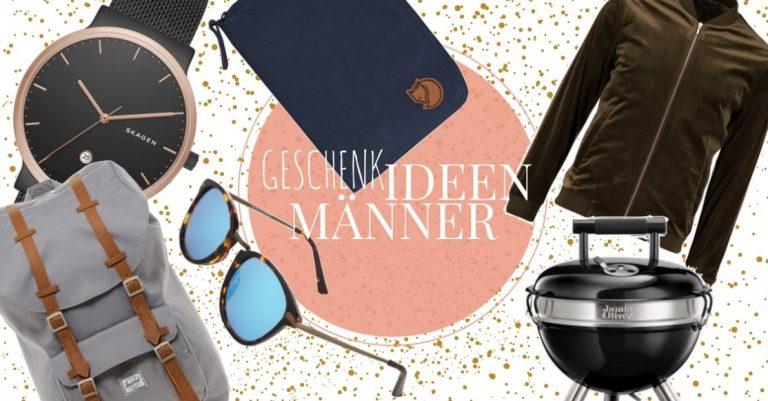 Geschenke für Maenner zu Weihnachten Modeblog Bloggerin