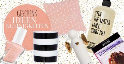 kleine Geschenkideen auf meinem Fashionblog