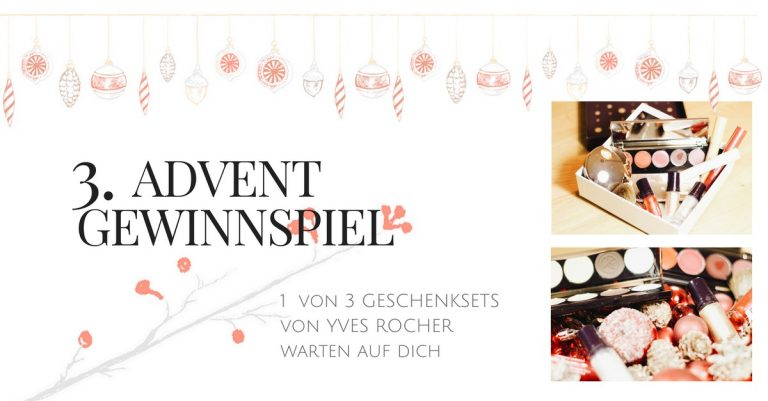 Gewinnspiel Blog Yves Rocher Make Up