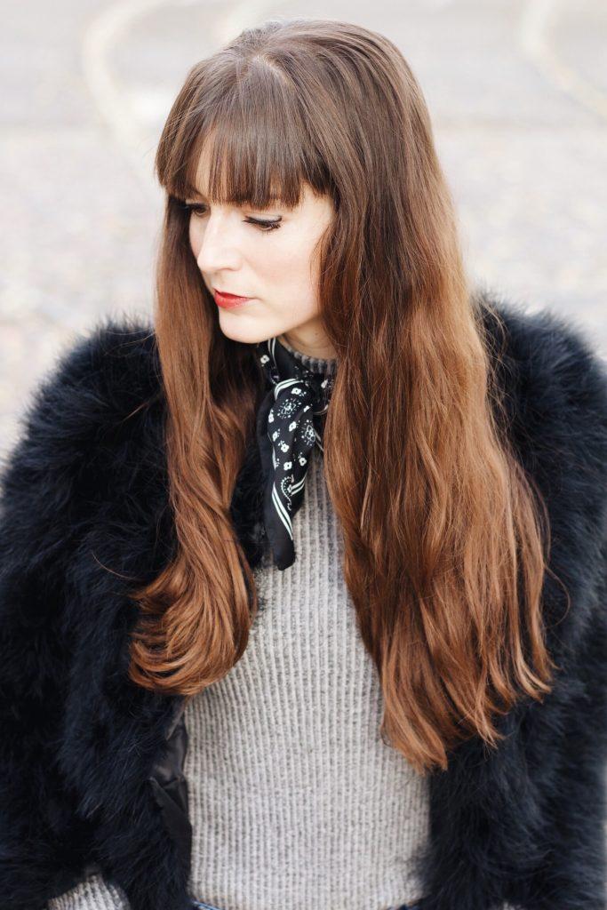 Richtige haarpflege lange haare