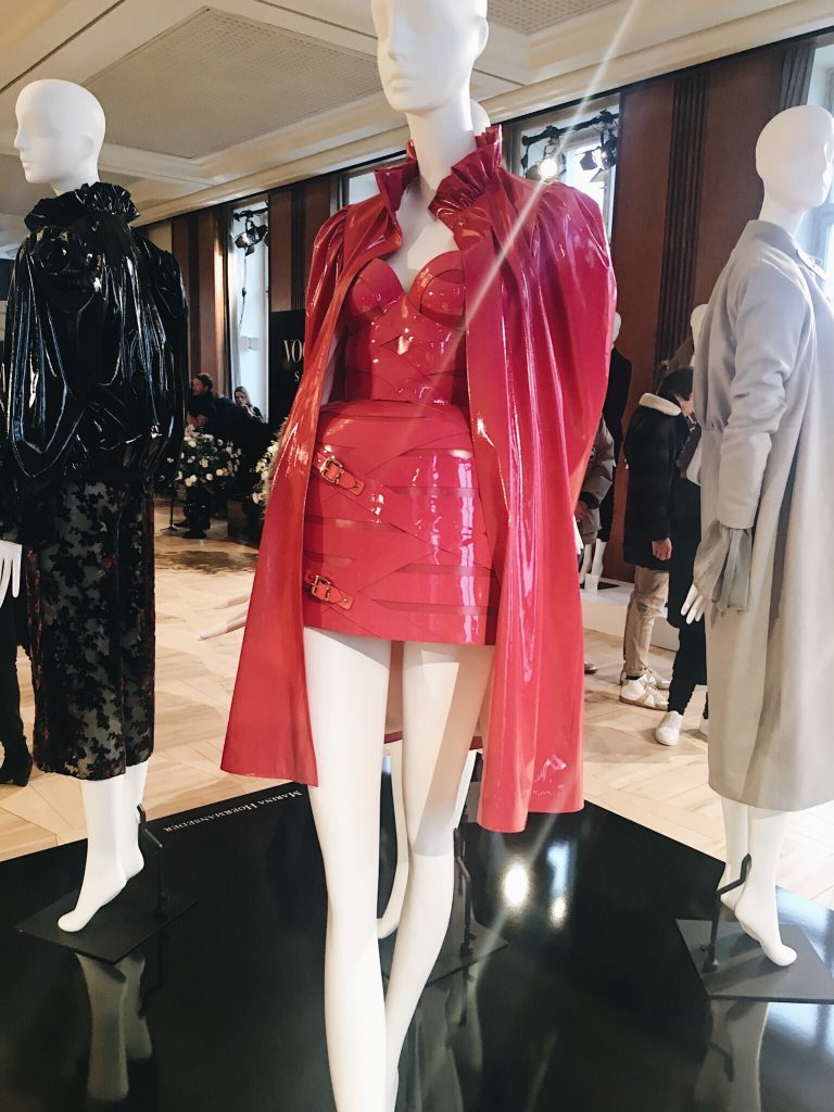 Marina Hoermanseder im Berliner Modesalon