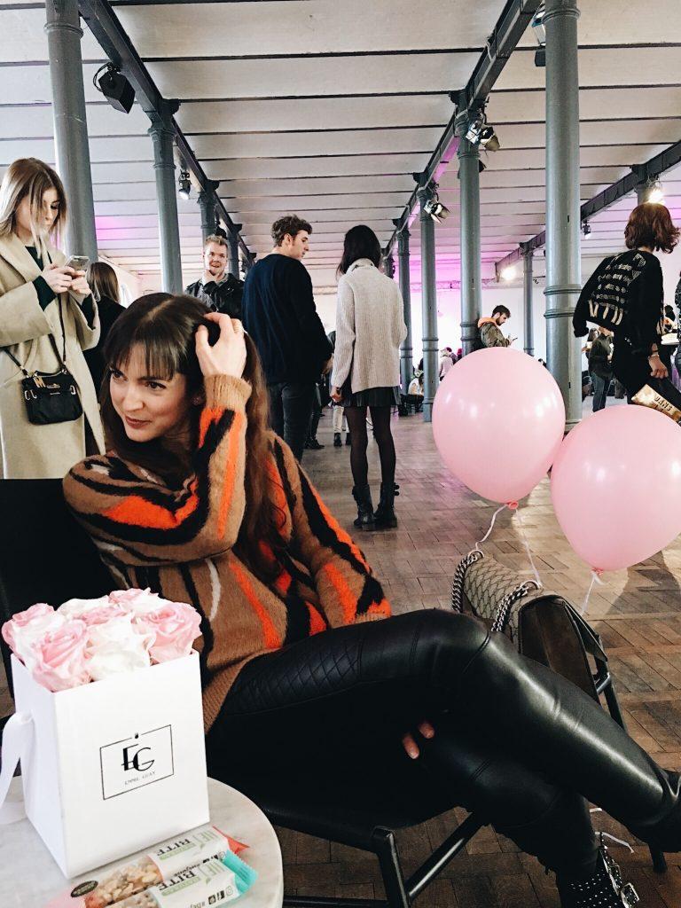 Fashion Blogger Cafe in Berlin
