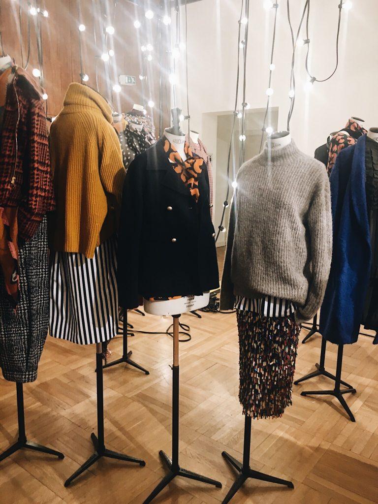 Der Vogue Salon in Berlin während der Fashion Week