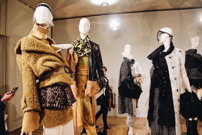 Die Kollektion von Dorothee Schumacher auf der Fashion Week in Berlin