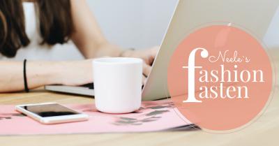fashion fasten einer Modebloggerin