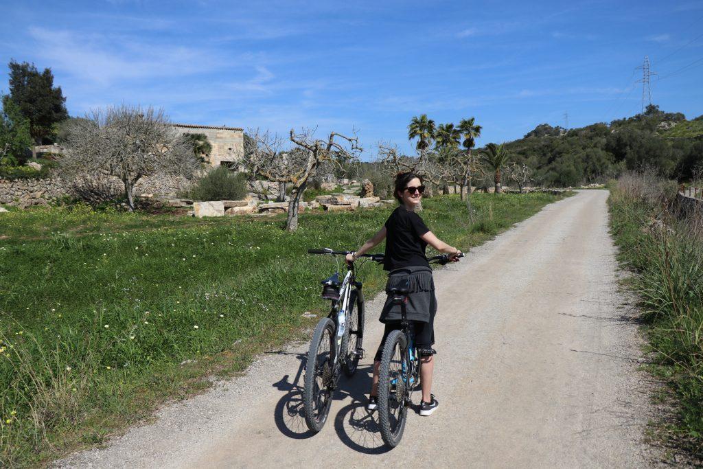 Mountainbike Tour auf Mallorca