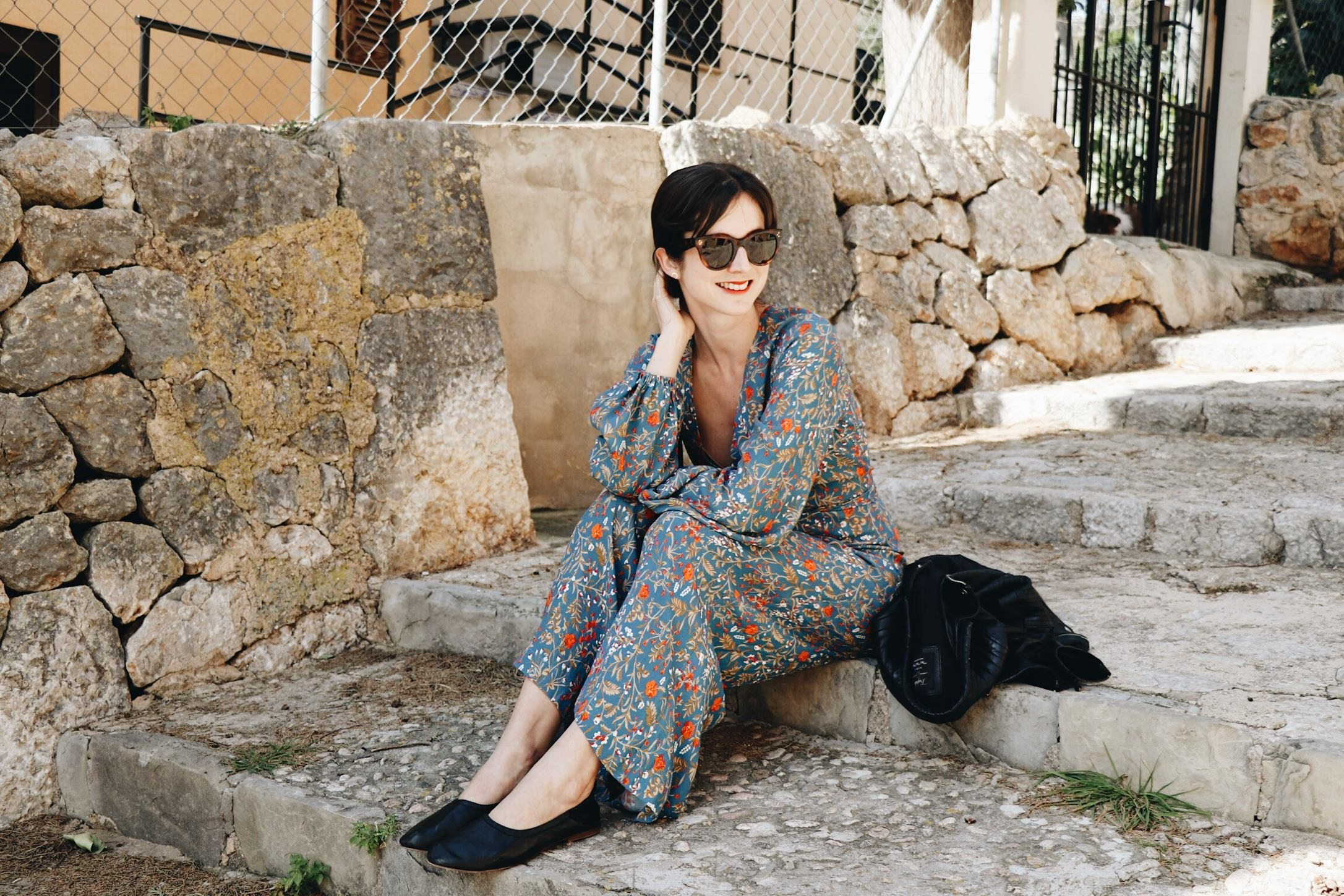 Modebloggerin aus Freiburg präsentiert ihren Jumpsuit