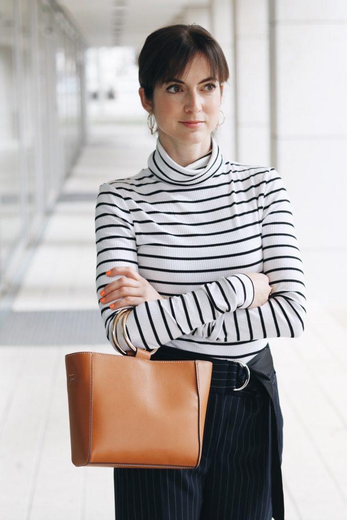 Office Look auf meinem Fashionblog