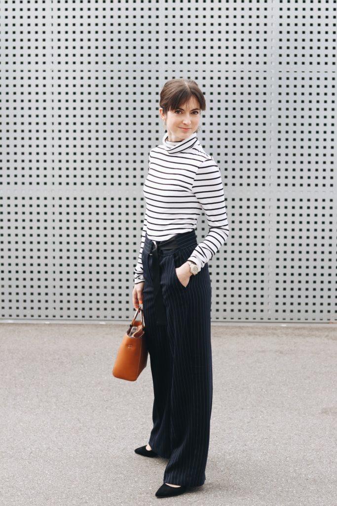 Businesslook auf meinem Modeblog