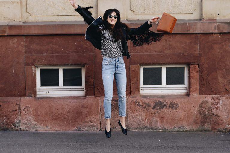 Modebloggerin aus Freiburg
