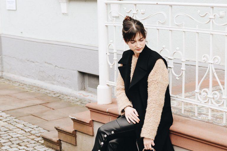 Mein Übergangsoutfit auf meinem Modeblog