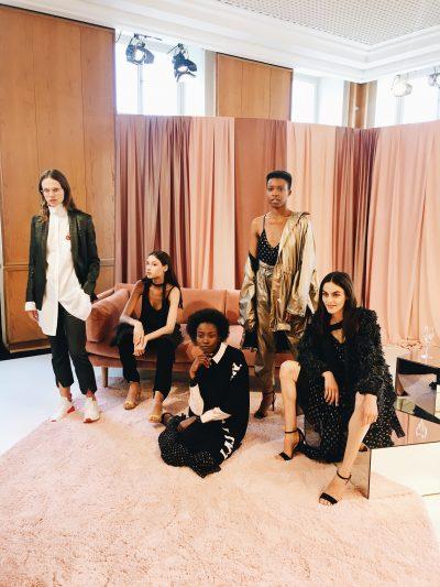 Der Berliner Modesalon während der Fashion Week Berlin auf meinem Modeblog