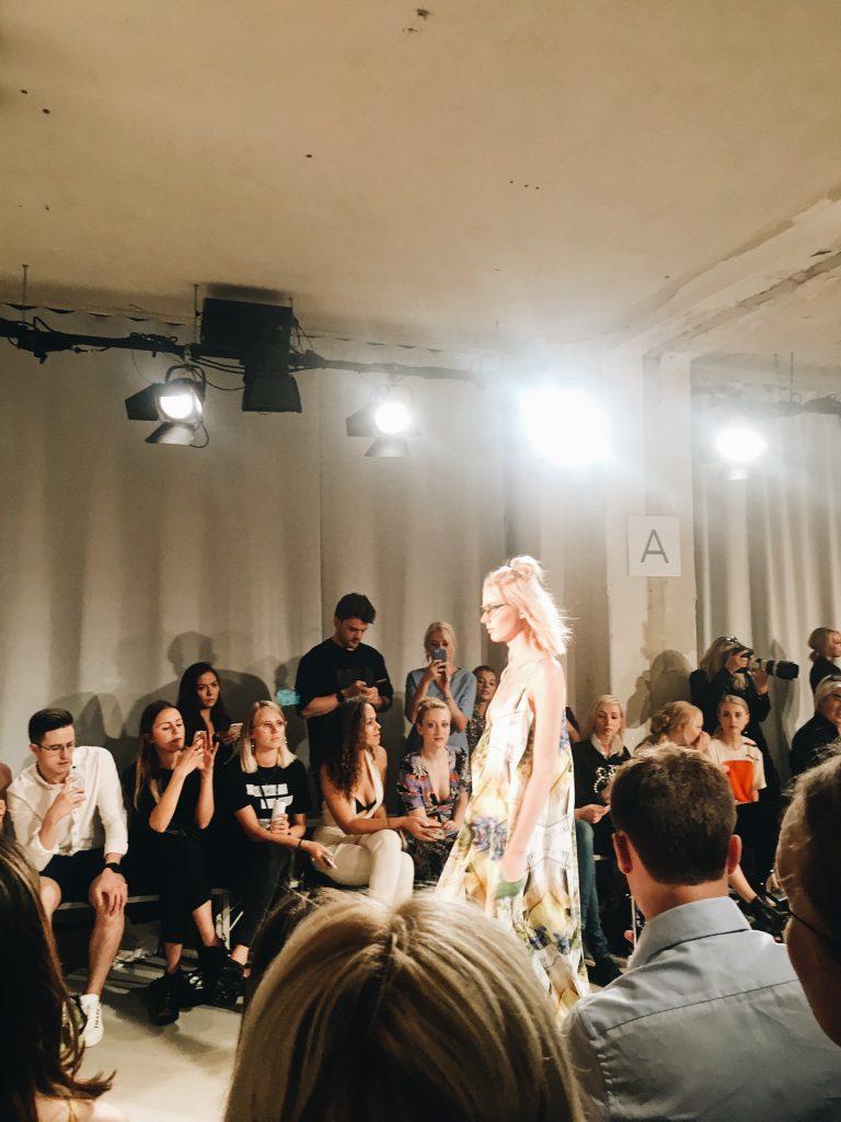 Die Fashion Show von Rebekka Rute auf meinem Modeblog