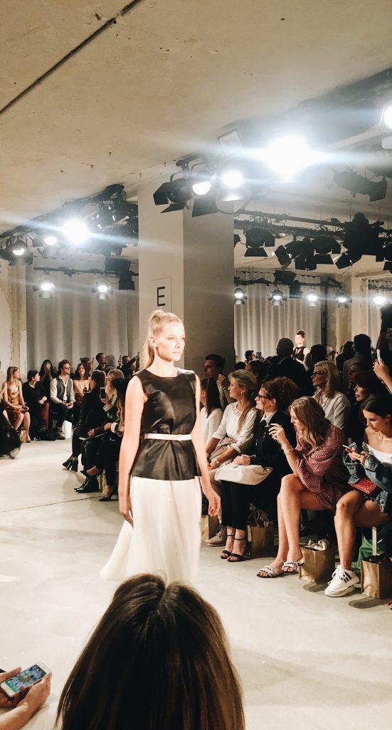 Die Show von Maisonnoe auf der Fashion Week in Berlin