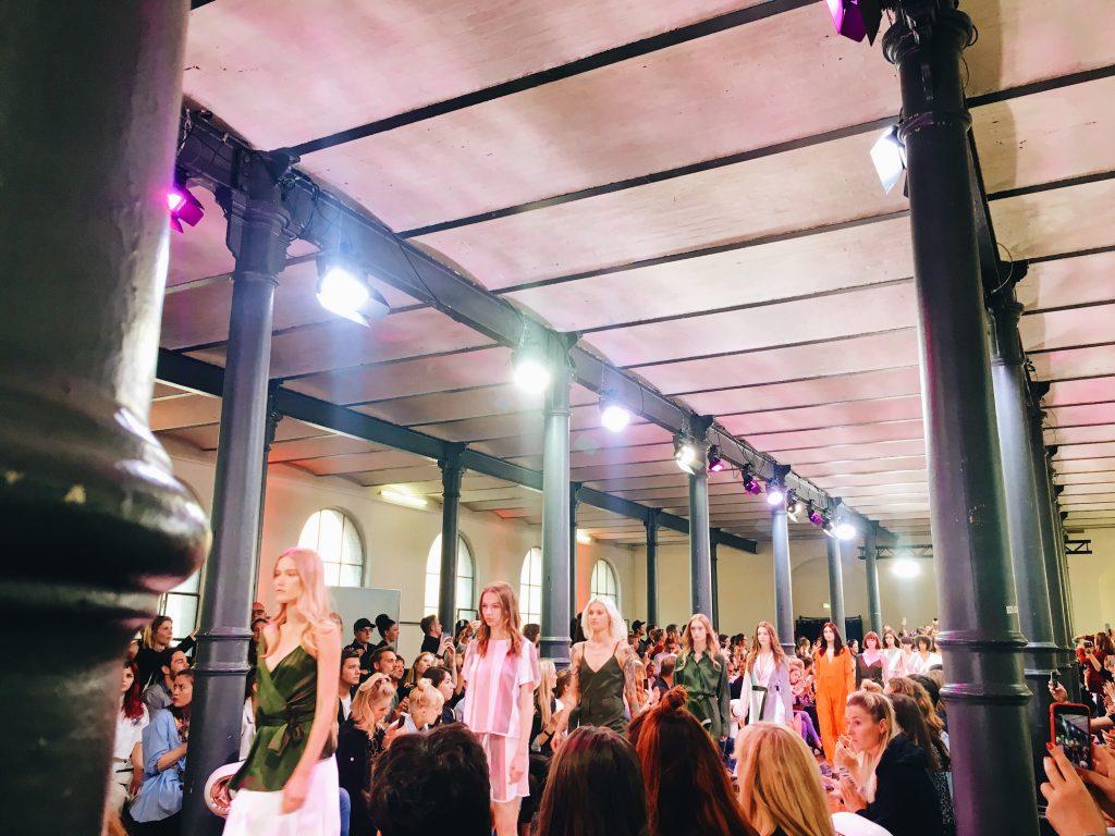 Die Show von Mykke Hofmann auf der Fashion Week Berlin