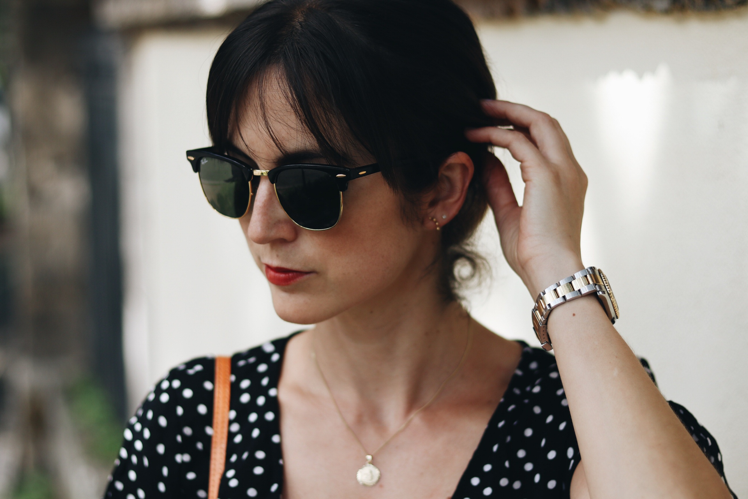 ray-ban-sonnenbrille-outfit-kombinieren