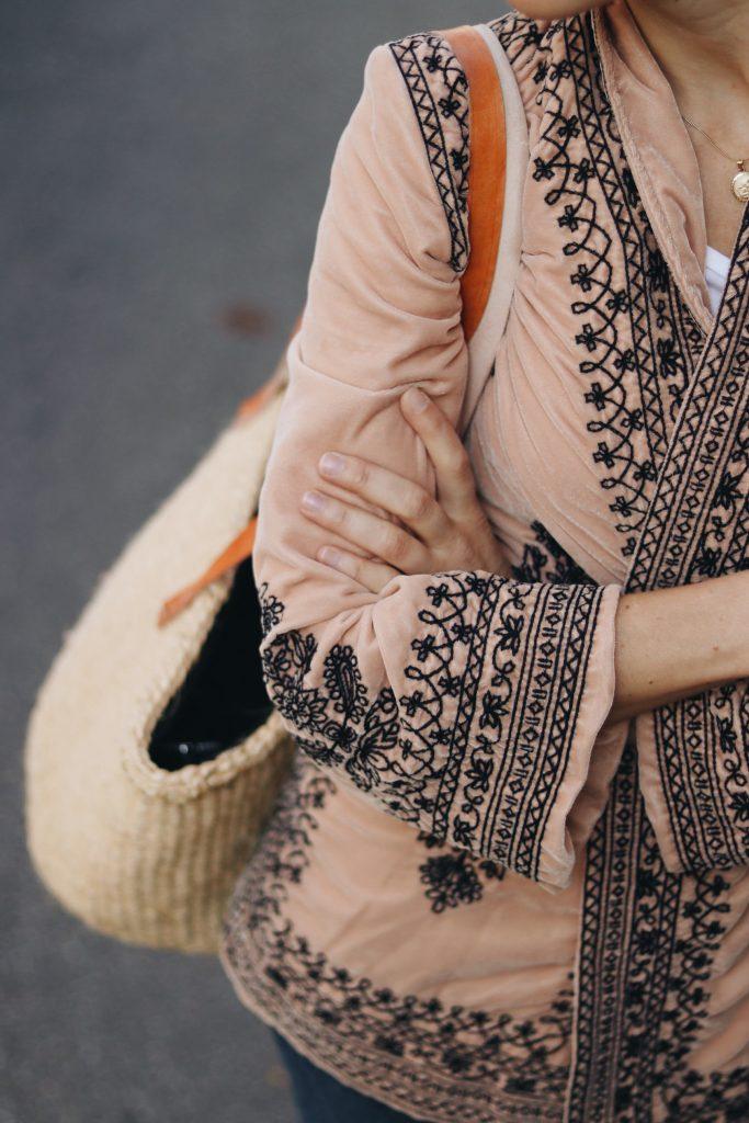 samt-kimono-birkin-basket-korbtasche-outfit-ideen-kombinieren-modetrends-2017-herbst-winter-blog