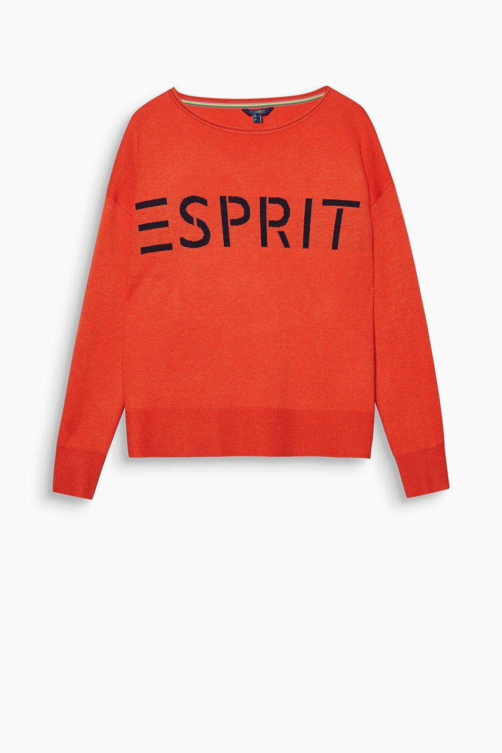 Esprit Pullover in Organe auf meinem Modeblog