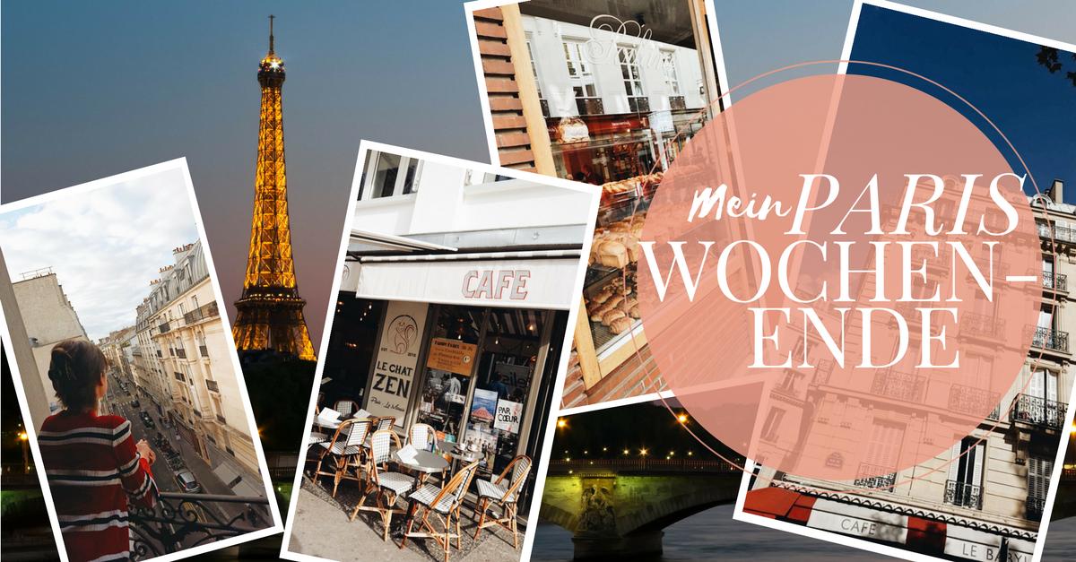 Meine Reisetipps für Paris auf meinem Modeblog
