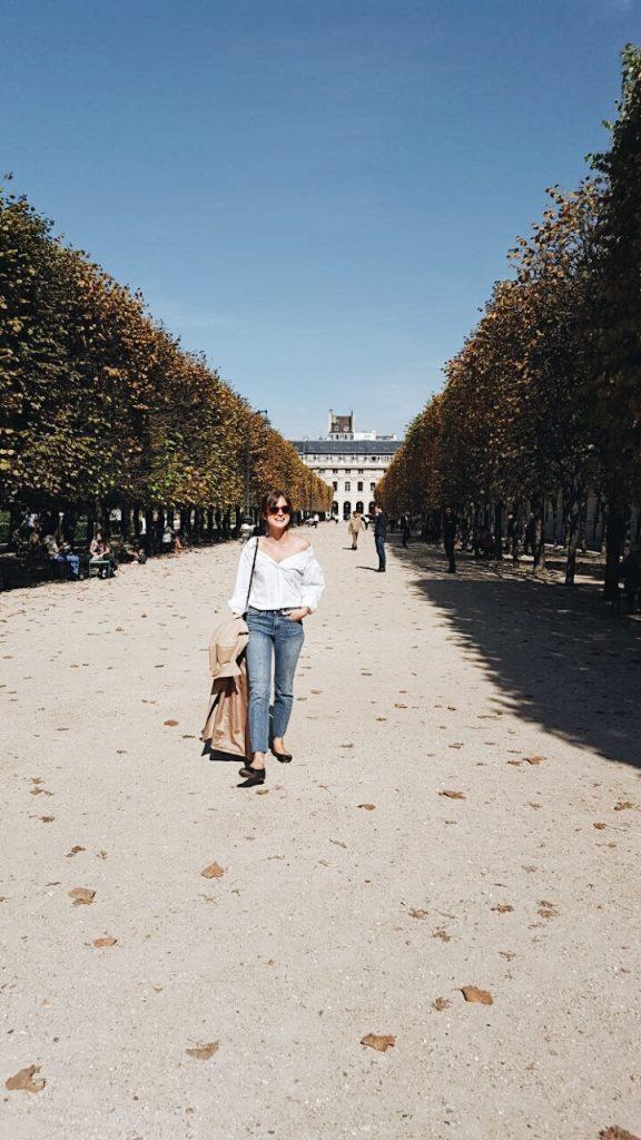 Neele in Paris - der Reisebericht einer Modebloggerin