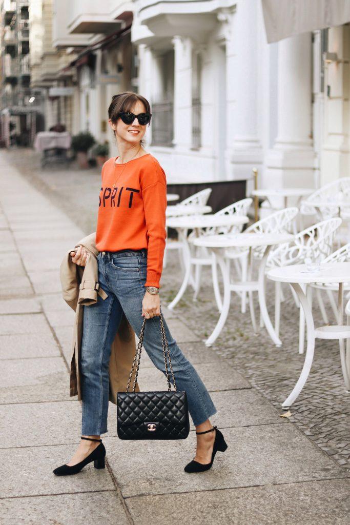 Neele Modebloggerin aus Freiburg zu den German Press Days Berlin