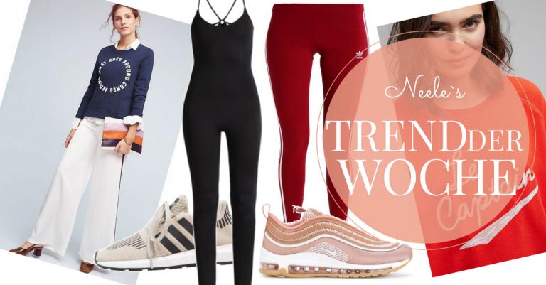 Der Modetrend Athleisure Wear How To Wear auf meinem Modeblog