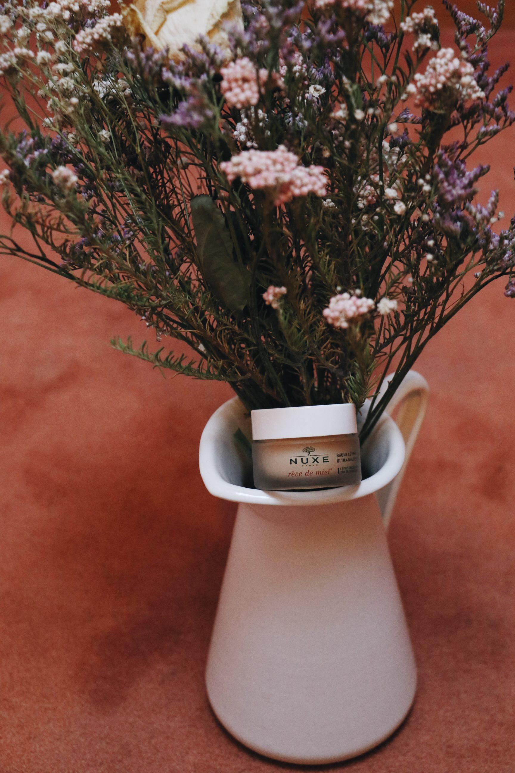 Extra reichhaltiger Lippenbalsam Reve de Miel Beauty Blog Bloggerin Pflege