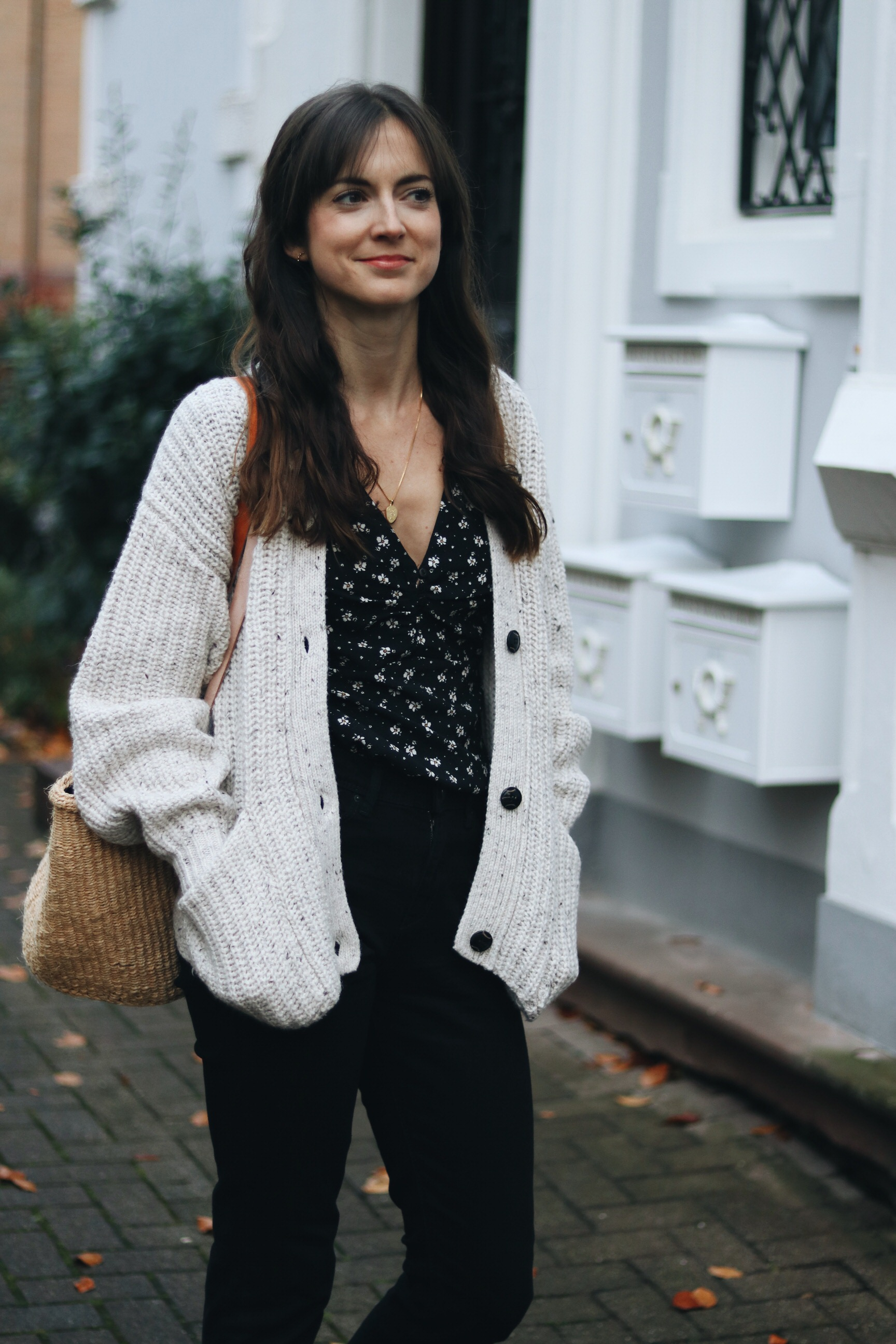 How To Wear French Chic In Winter Just A Few Things