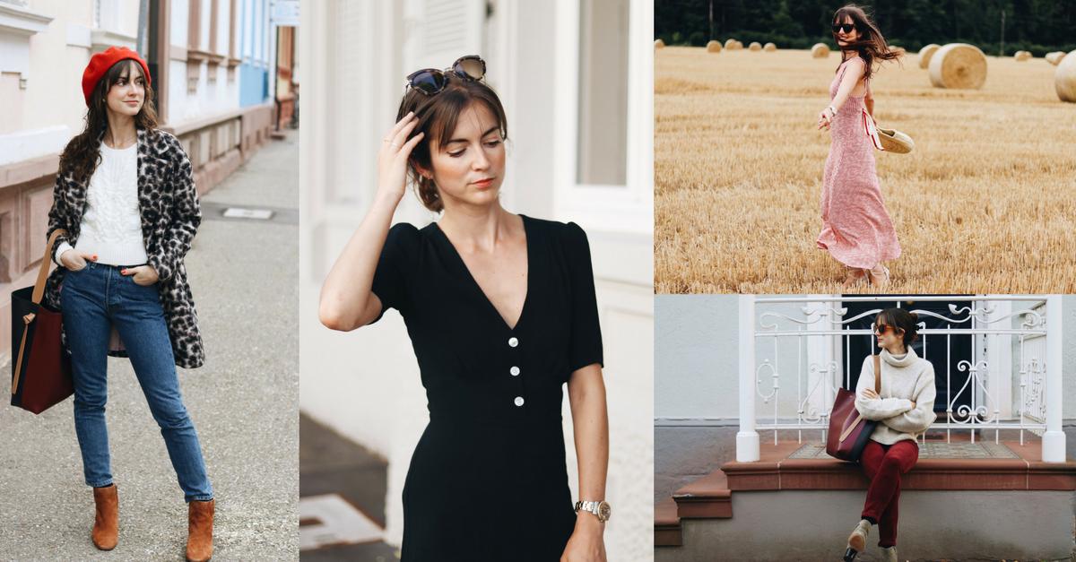 Meine liebsten Looks 2017 auf meinem Modeblog
