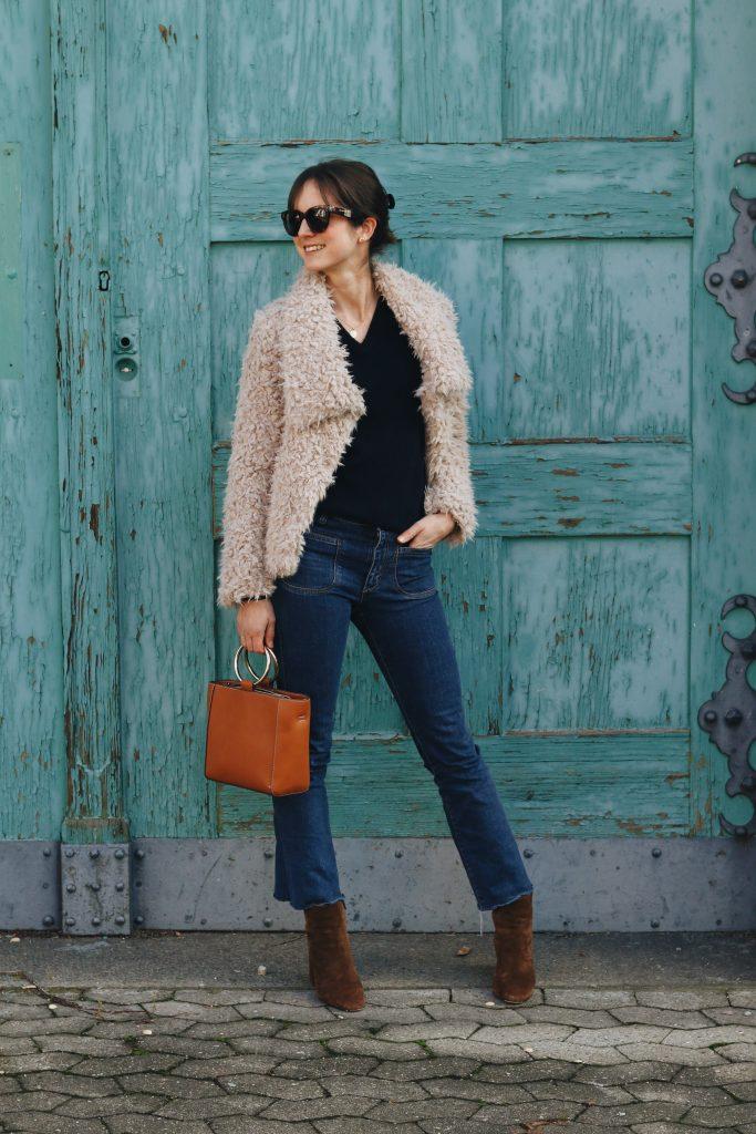 Neele Modebloggerin Outfit Streetstyle Look Winter Modetrends