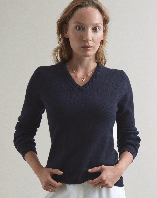 Der faire Wollpullover auf meinem Modeblog