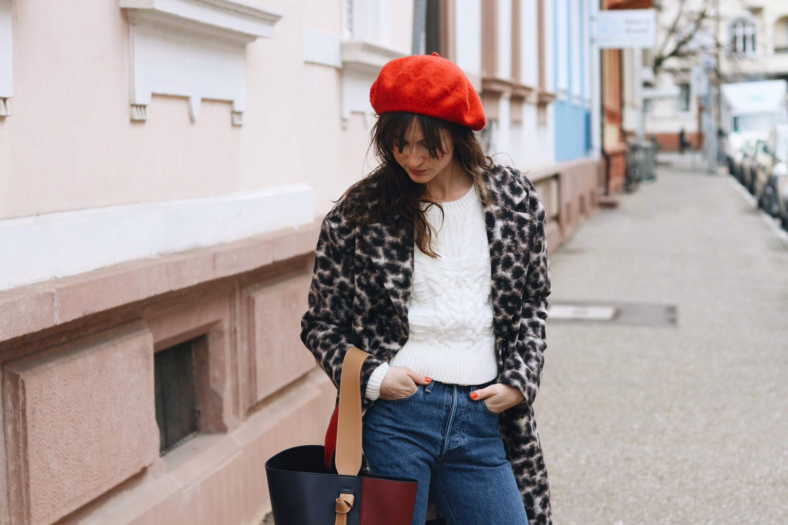 Paris French Chic Leo Fashion Mode Blog Outfit