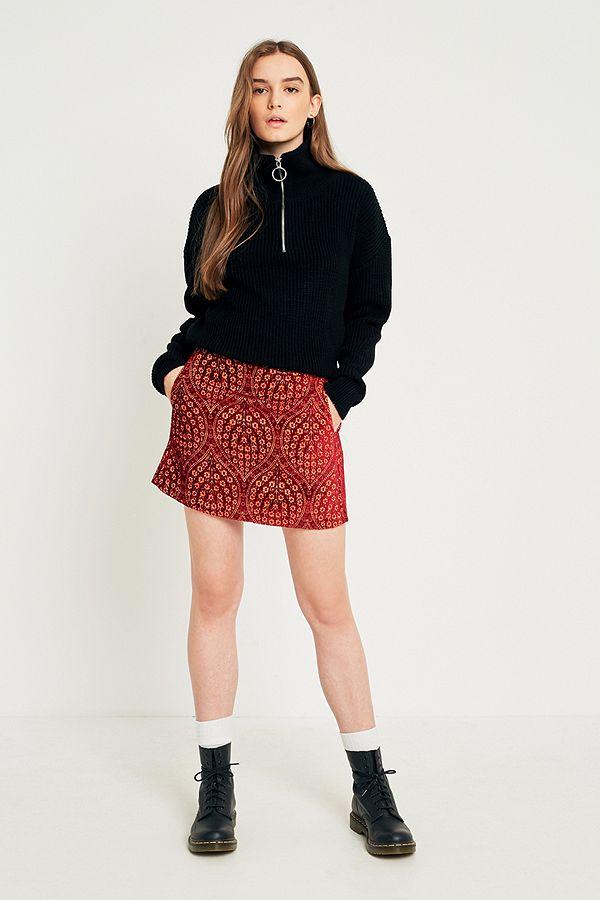 Minirock Styling auf meinem Modeblog