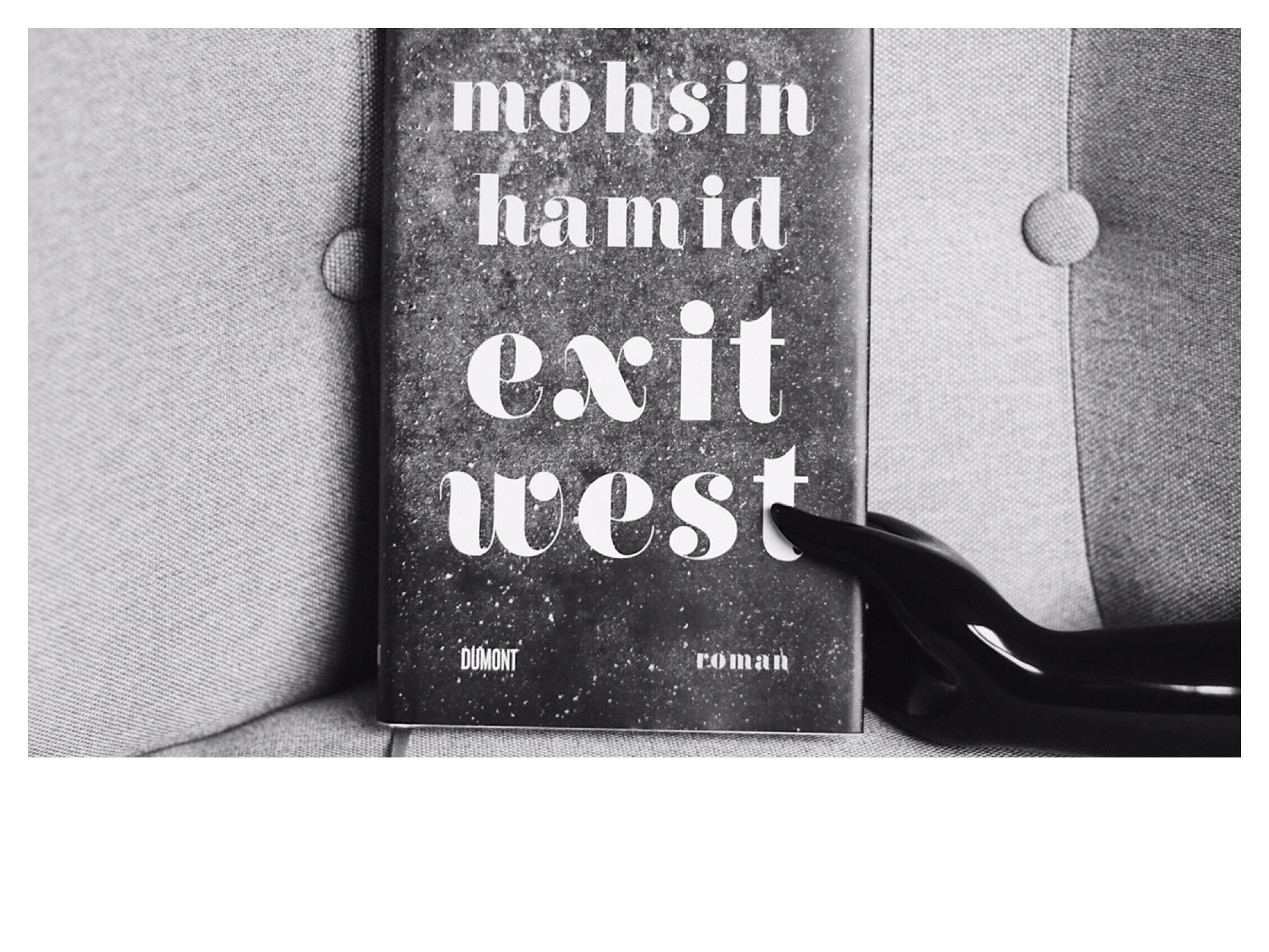 Buch Tipp Exit West Lieblingsbuch auf meinem Modeblog