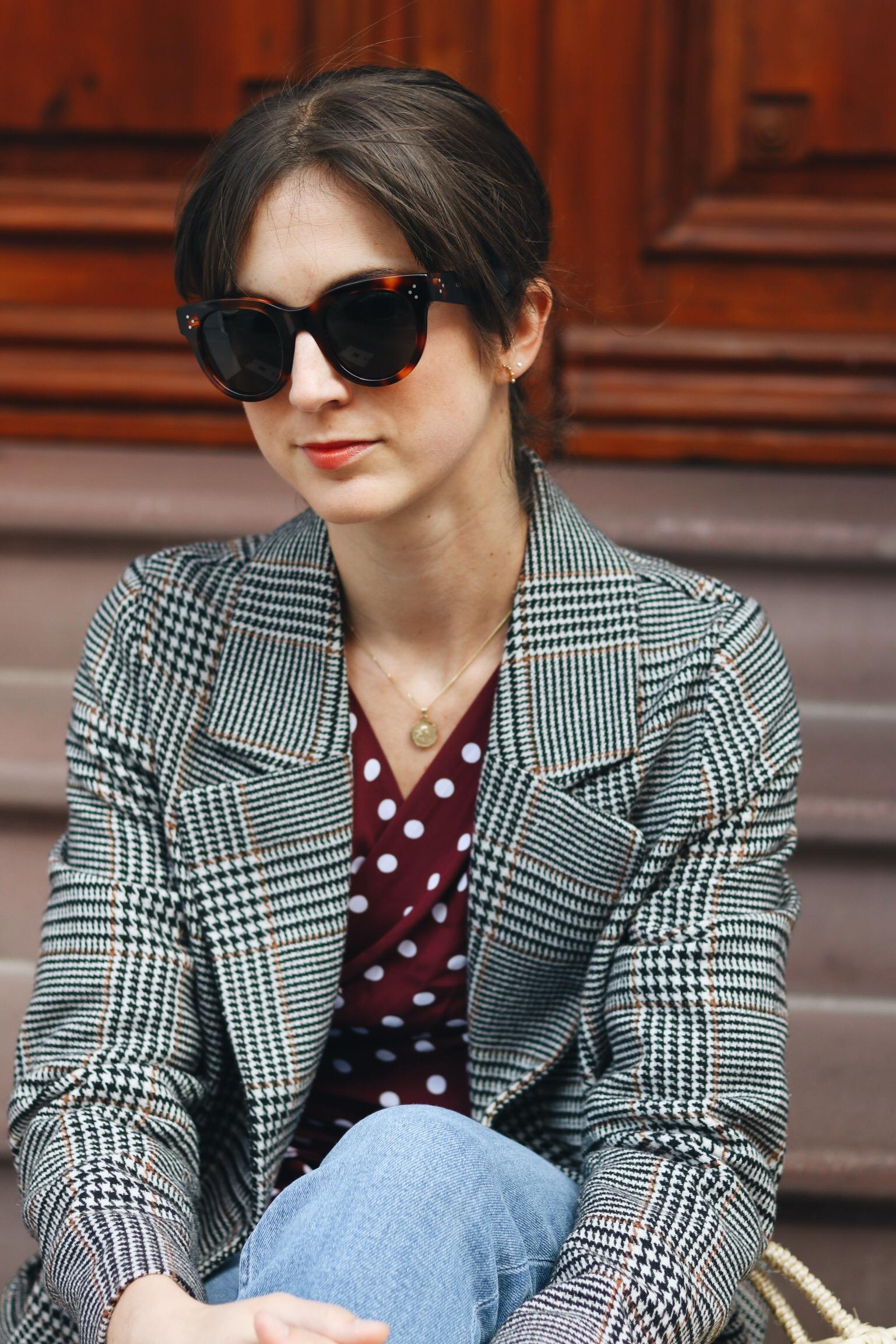 Karomuster der Modetrend auf meinem Modeblog